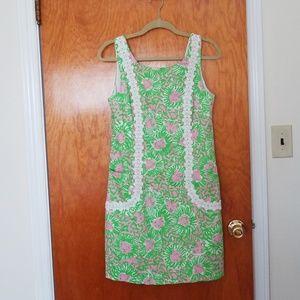 Lily Pulitzer tropical print dress